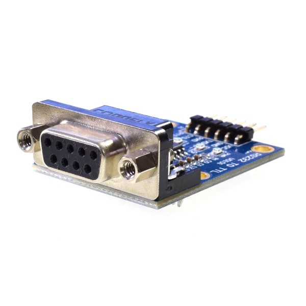 SP3232 RS232 to UART Module - Mount