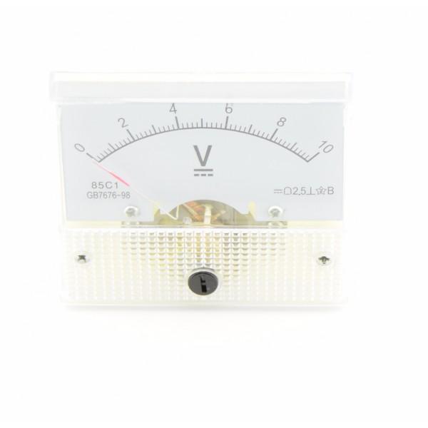 Analog Voltage meter - 0-10VDC