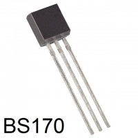 BS170 FET 60V 500mA