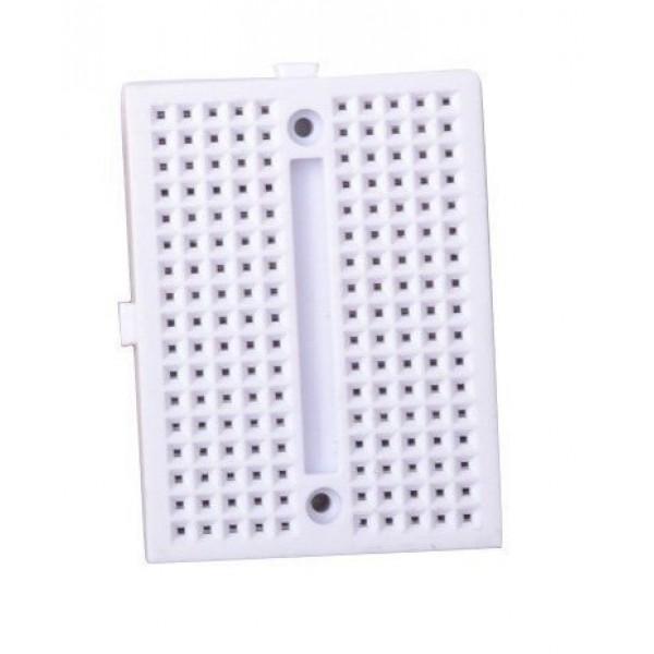 Breadboard 170 points - White