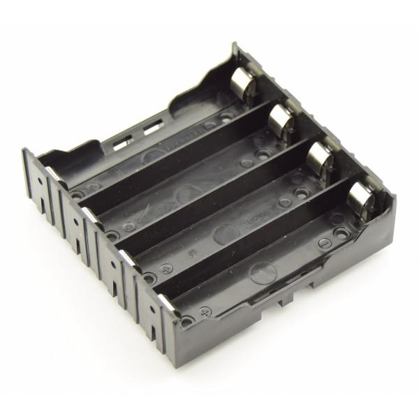 4x 18650 Battery holder for PCB
