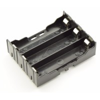 3x 18650 Battery holder for PCB