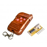 433Mhz RF Remote with receiver