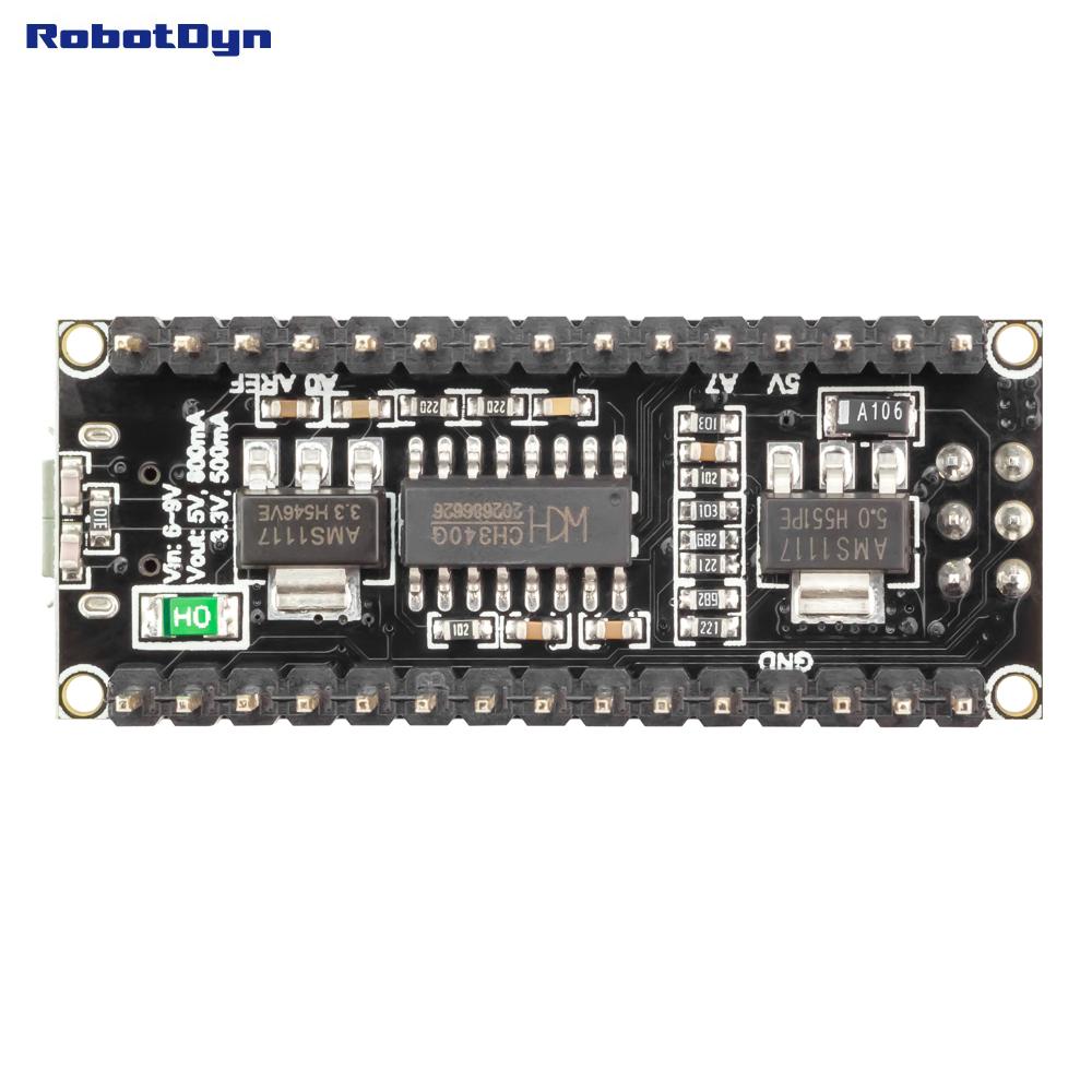 RobotDyn Nano V3 0 - Compatible - RDNANOCH340