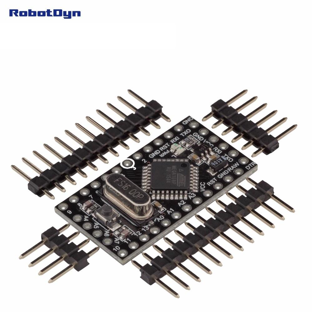 RobotDyn Pro Mini 5V 16Mhz - ATmega168P