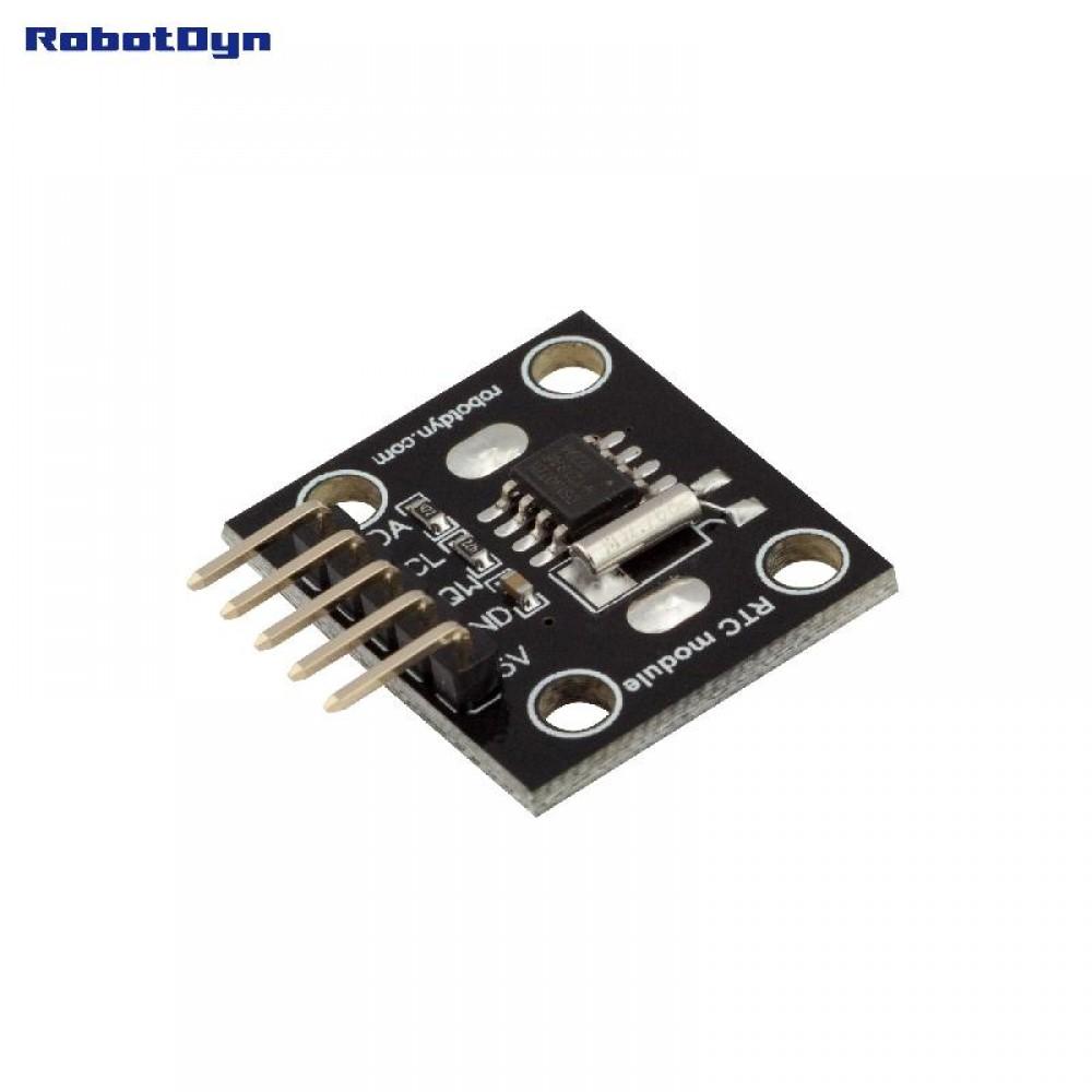 RobotDyn RTC DS1307 incl. Batterij