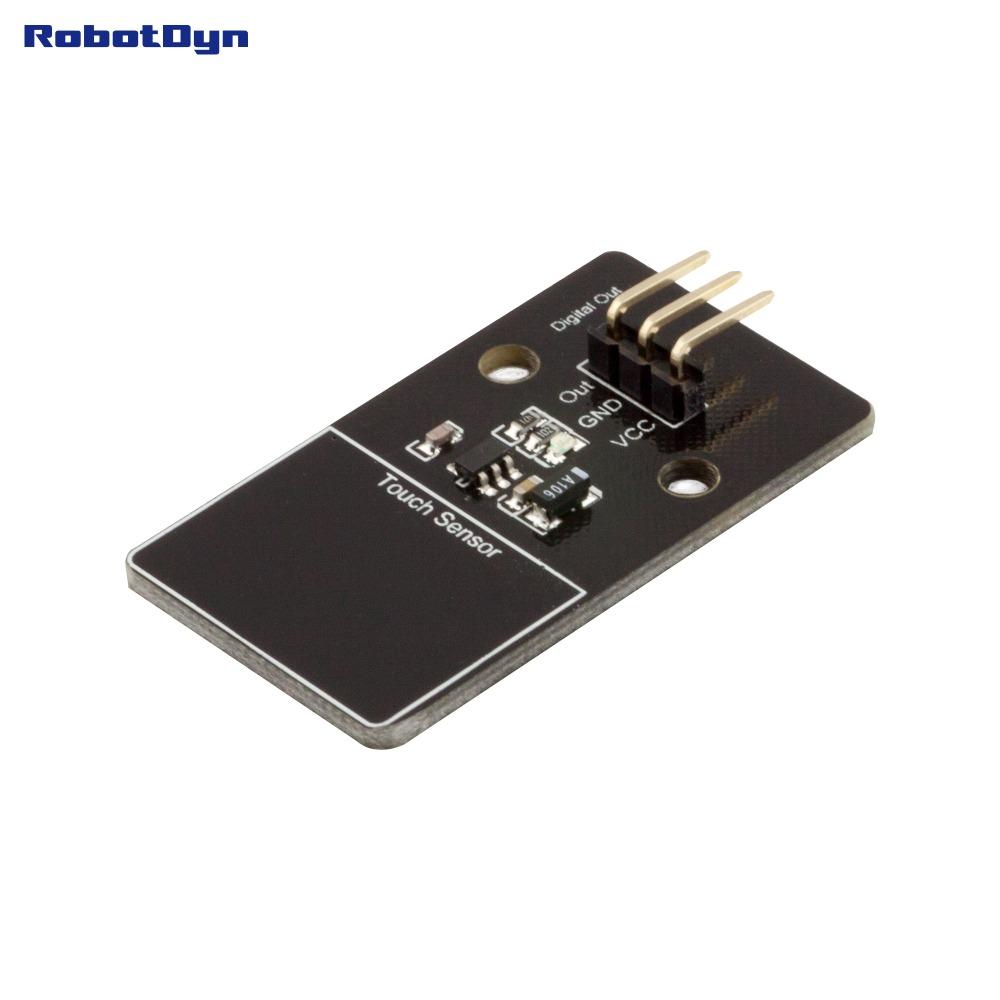 RobotDyn Touch Module TTP223B 1-kanaals