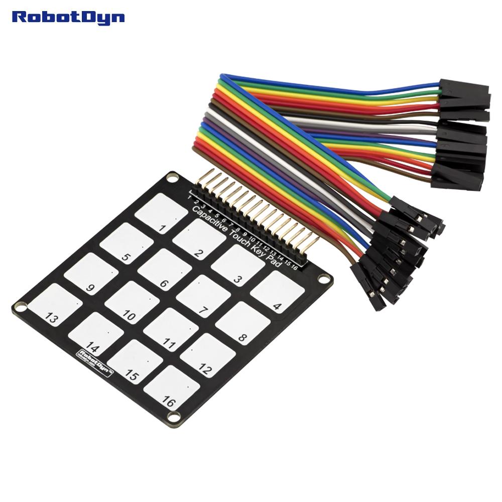 RobotDyn 4x4 Touch Module voor TTP229-LSF Module