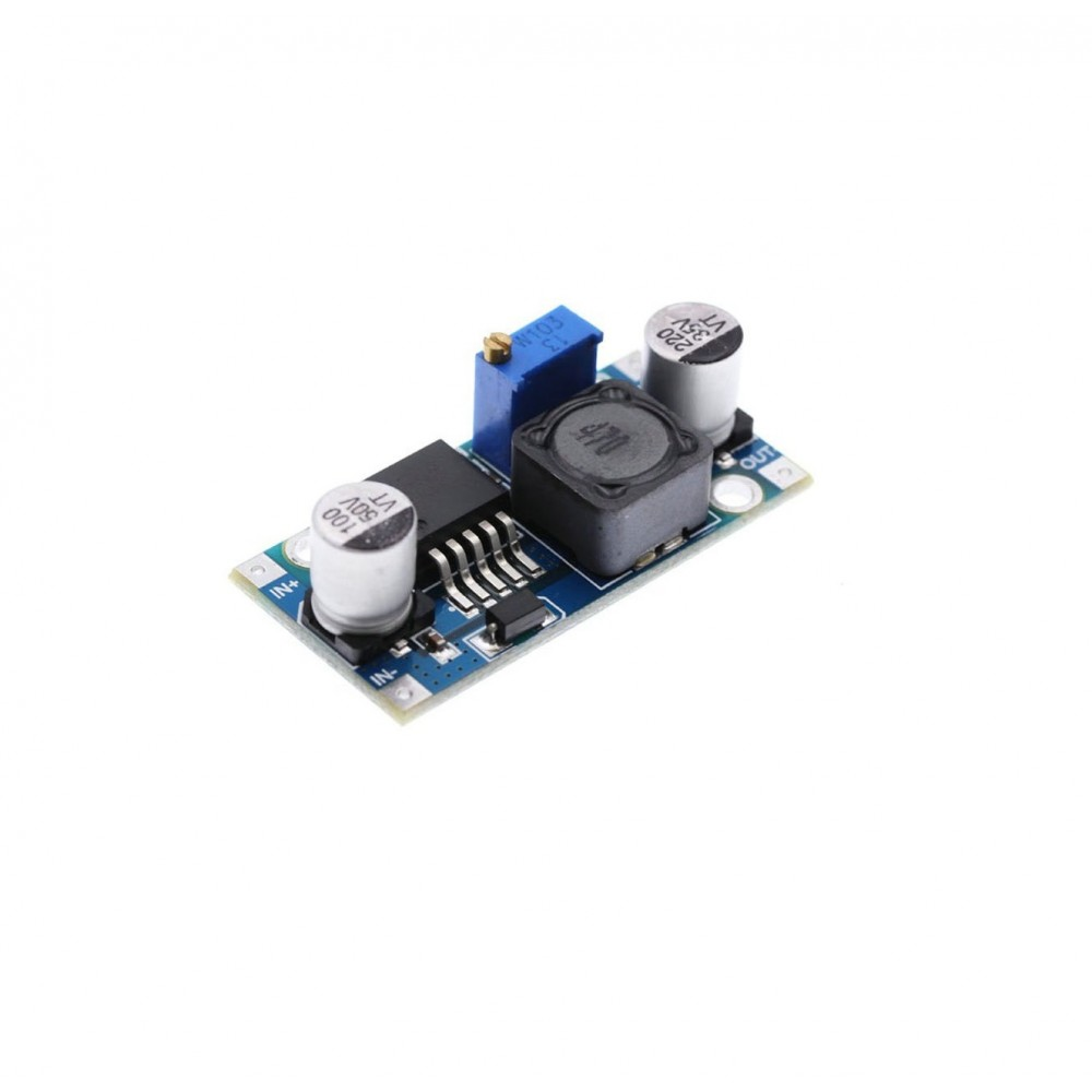 DC-DC Ajustable Step-down Buck Converter LM2596 3A - LM2596