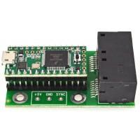 Teensy OctoWS2811 Adaptor Board