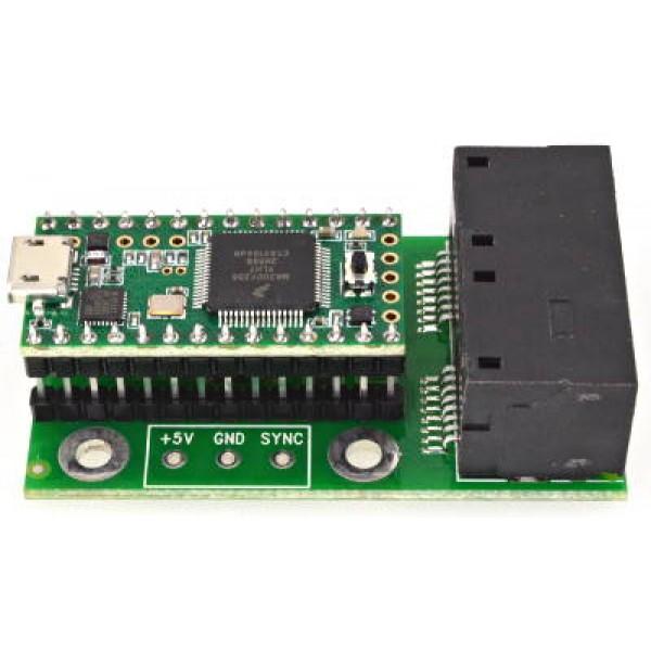 Teensy OctoWS2811 Adapter Board