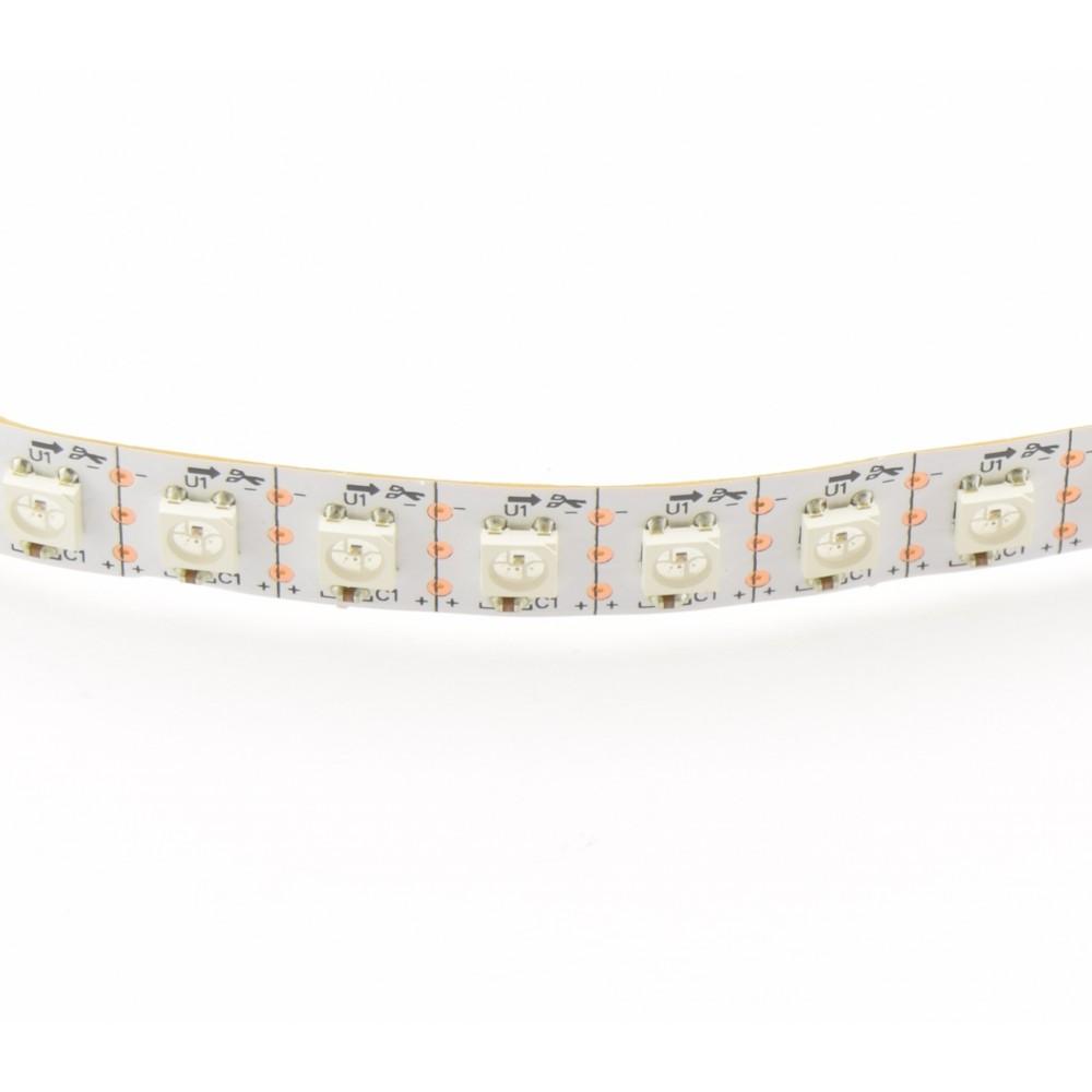 WS2812B Digital 5050 RGB LED Strip - 96 LEDs 1m - WS2812BSTRIP1M96