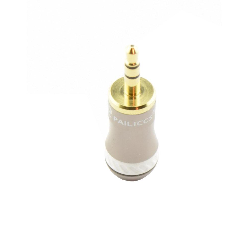 Audio Jack - 3.5mm Male (metaal) V3
