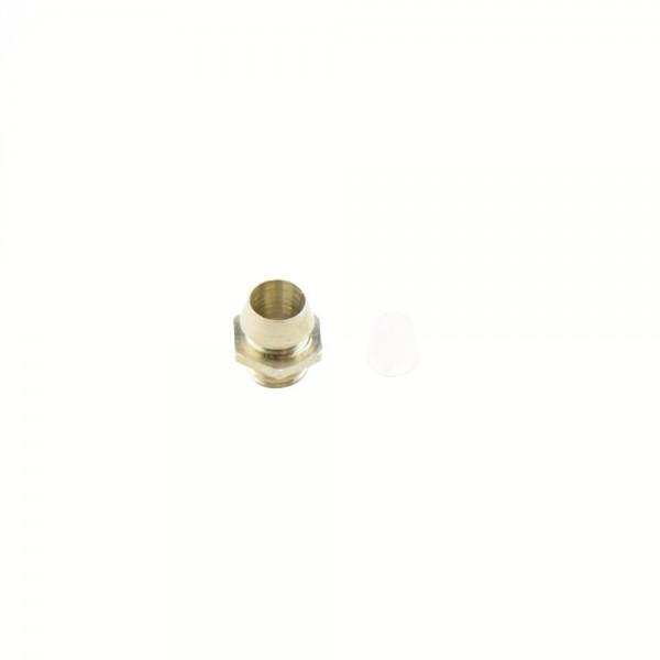 3mm LED Houder - Metaal