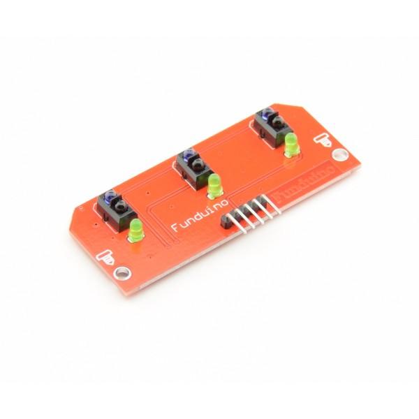 3x TCRT5000 Tracking and Object Sensor Module