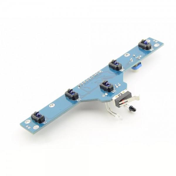 5x TCRT5000 Tracking and Object Sensor Module