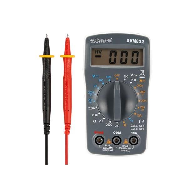 Budget Multimeter DVM832