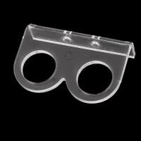 Holder for HC-SR04 Ultrasonic Sensor - Transparent