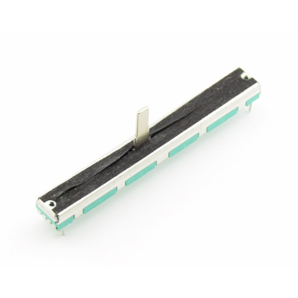 10kΩ Slide potmeter 2-kanaals - 75mm