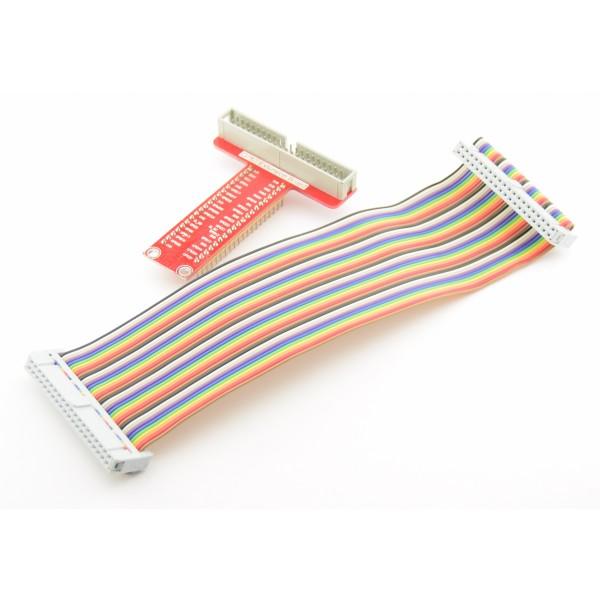 Raspberry Pi 40 pin GPIO Extension kit