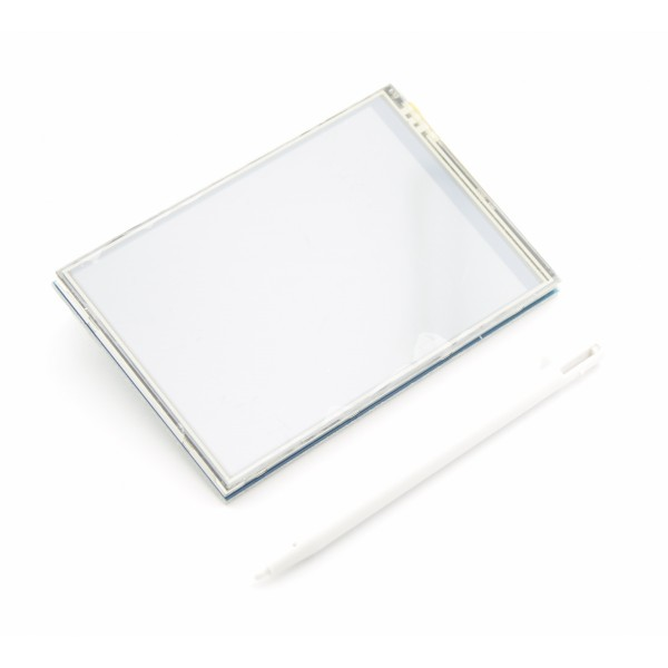 3.5 inch TFT Display 320*480 pixels with Touchscreen - Raspberry Pi Compatible