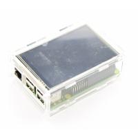 Behuizing voor 3.5 inch TFT Display - Raspberry Pi 2 en 3 compatible