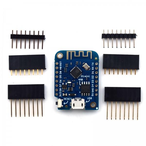 Wemos D1 Mini V3 - ESP8266 - CH340