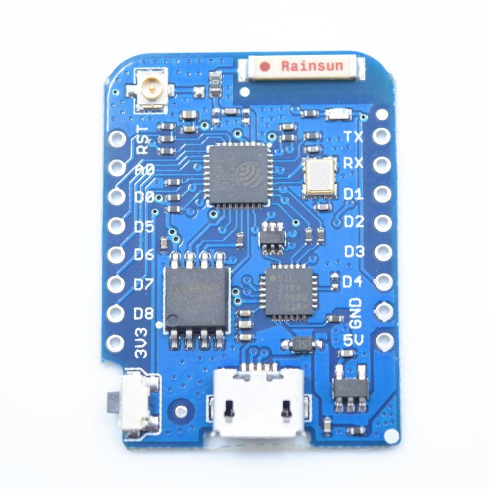 Wemos D1 Mini Pro - ESP8266 - CP2104
