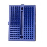 Breadboard 170 points - Blauw