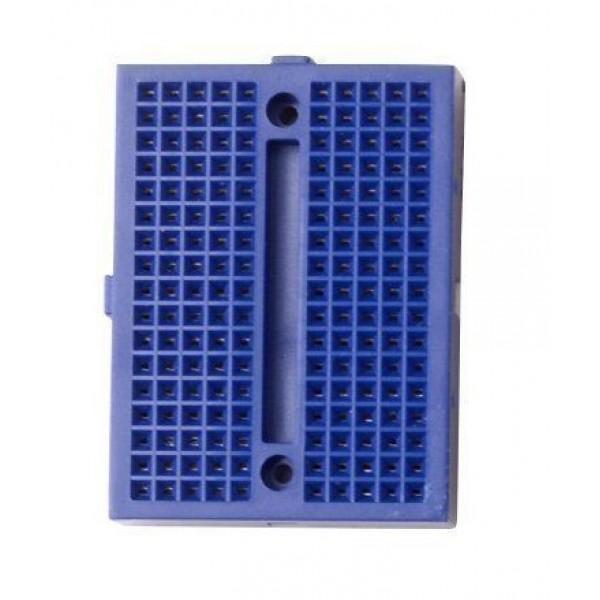Breadboard 170 points - Blue