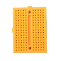 Breadboard 170 points - Geel