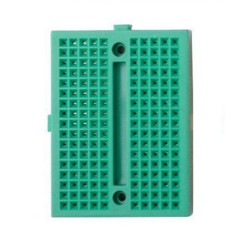 Breadboard 170 points - Groen