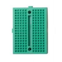 Breadboard 170 points - Groen