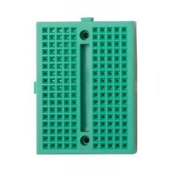 Breadboard 170 points - Green