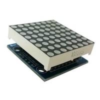 LED Matrix 8*8 with MAX7219 Module - Compact