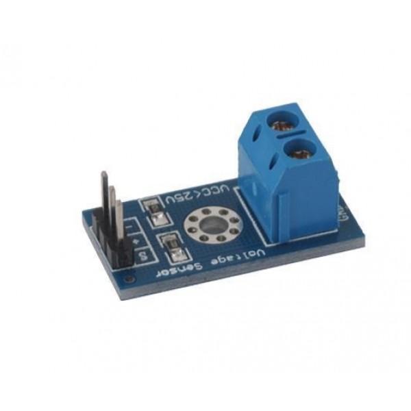 Voltage divider Module 0-25V