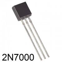 2N7000 FET 60V 200mA