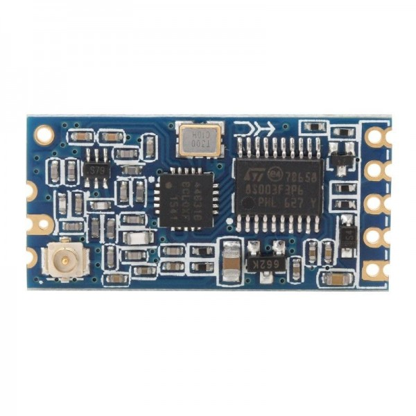 HC-12 SI4463 Draadloze Serial Port Module - 433Mhz
